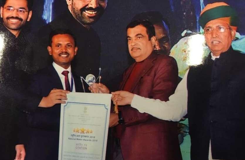 राजस्थान के इन दो IAS OFFICER को मिला ये सम्मान