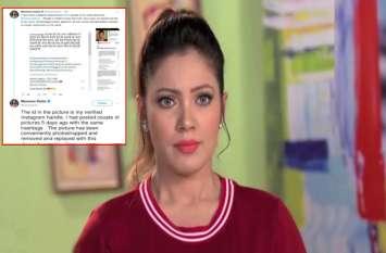 'तारक मेहता' की 'बबिता जी' पुलवामा अटैक पर अपना ही ट्वीट पढ़ रह गई हैरान, अब लेंगी एक्शन