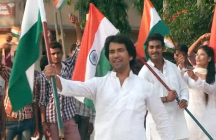 निरहुआ का 'पाकिस्तान से बदला' ने मचाया गदर, वीडियो हुआ तेजी से वायरल