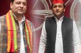 कांग्रेस के पूर्व प्रत्याशी सपा में शामिल, कानपुर से लड़ सकते चुनाव