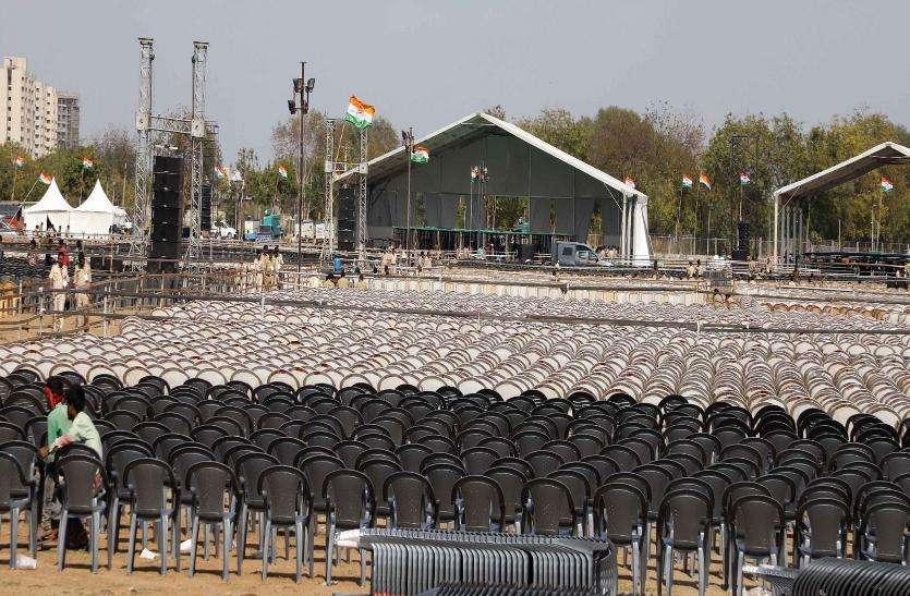 सुरक्षा कारणों से कांग्रेस ने रद्द की कार्यकारिणी की बैठक