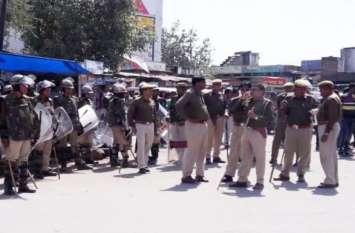 भारत-पाक तनाव के बीच सीकर से आई बड़ी खबर, अलर्ट मोड पर जिला प्रशासन, भारी पुलिस जाप्ता तैनात