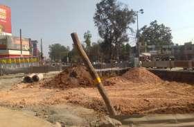 रिंग रोड निर्माण में लेट लतीफी के लिए ठेकेदार इन सरकारी महकमों को ठहरा रहा जिम्मेदार
