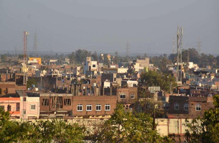 यदि पंचायतों ने स्वीकृति दी तो पौने दो गुना बढ़ जाएगा शहर का क्षेत्र, शहर में शाामिल होंगे चार गांव
