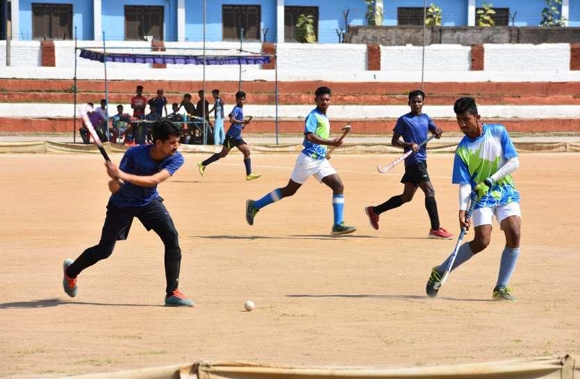 तस्वीरों में देखें जबलपुर की टीम का शानदार प्रदर्शन...