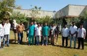 उदयपुर के इस पशु चिकित्सालय में चिकित्सा टीम द्वारा मादा अश्वोंं की सफल जटिल शल्य चिकित्सा