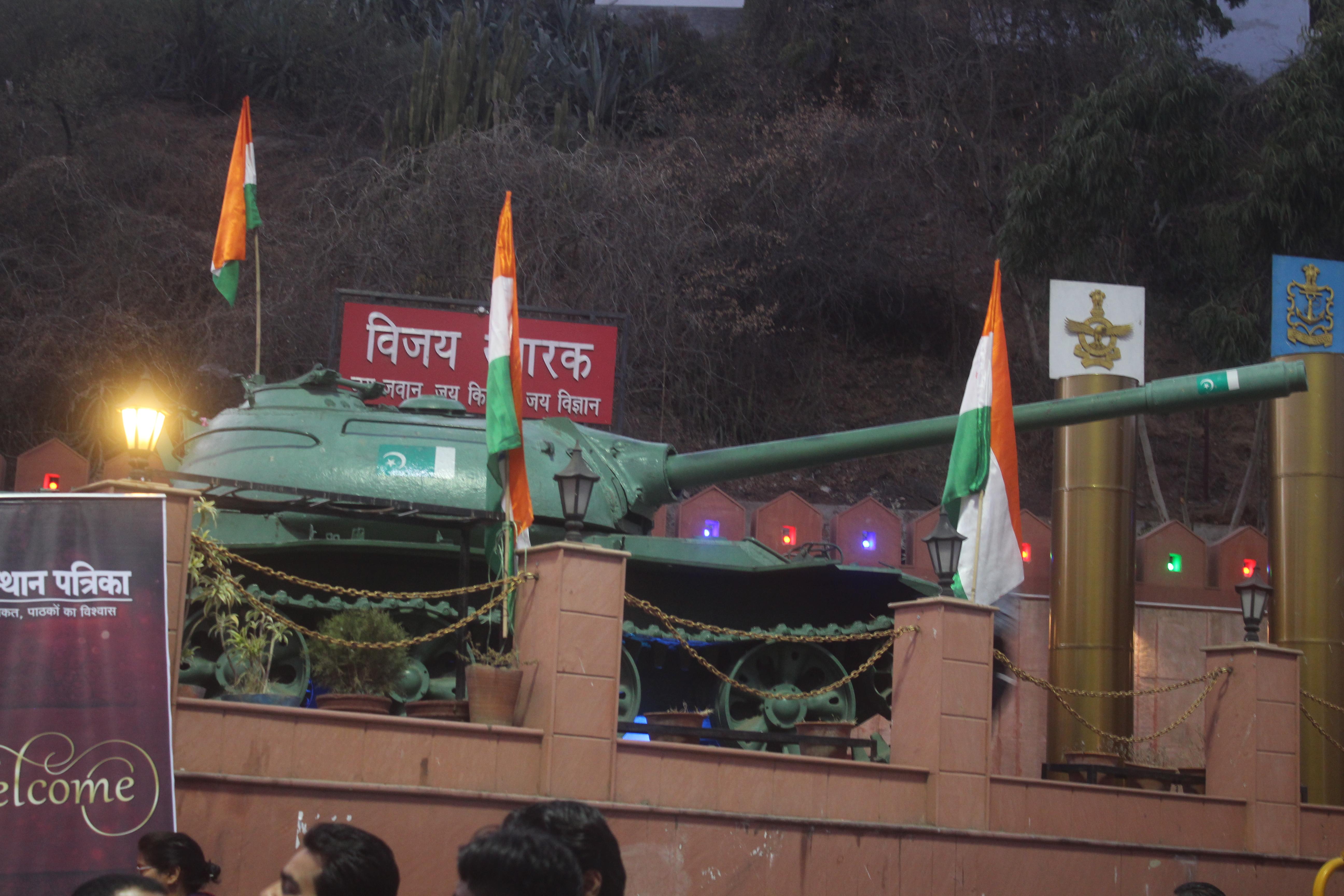 History: भारत की विजय का प्रतीक है ये टैंक, जीता था 1971 में पाकिस्तान से