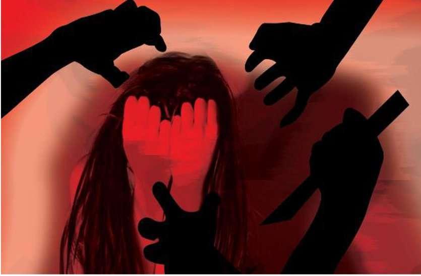 राजस्थान में फिर हुई शर्मनाक घटना...विवाहिता को बंधक बना  कर निर्वस्त्र करने की कोशिश...