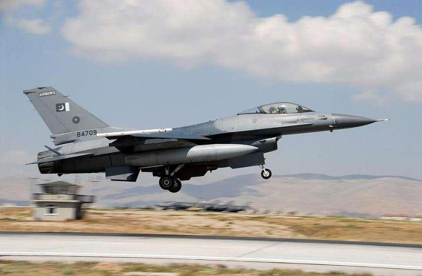 फिर बेनकाब हुआ पाकिस्तान, एफ-16 विमानों के इस्तेमाल पर किया था यह झूठा दावा