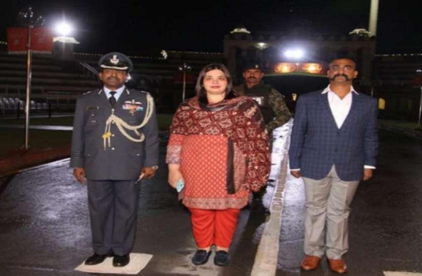 विंग कमांडर अभिनंदन की रिहाई में देरी का खुला राज, पाकिस्तान ने इस काम के लिए रोका था