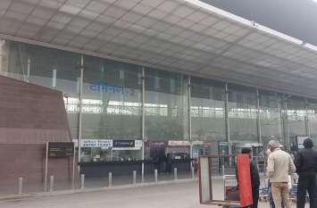 सीमा पर तनाव के चलते लखनऊ एयरपोर्ट पर हाई अलर्ट, इन लोगों को नहीं दी जा रही प्रवेश की इजाजत