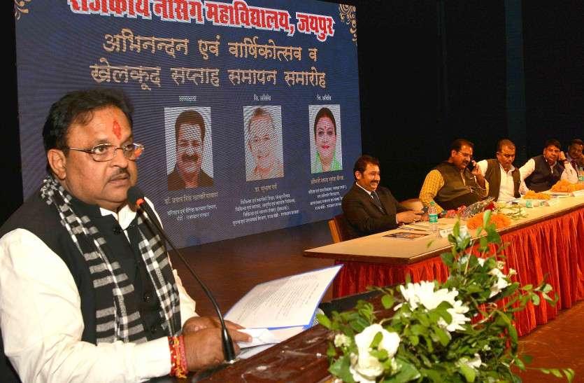 मिलावट करने वालों पर होगी सख्त कार्रवाई, बनाया जाएगा कानून: मंत्री डॉ. रघु शर्मा