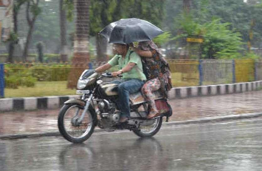 पश्चिमी विक्षोभ ने फिर बिगाड़ा प्रदेश का मौसम, कई जगहों पर बारिश, तेज रफ्तार हवाओं ने फिर कराया ठंड़ का अहसास