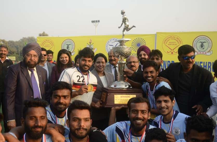 नागपुर को हराकर एजी ग्वालियर चैंपियन