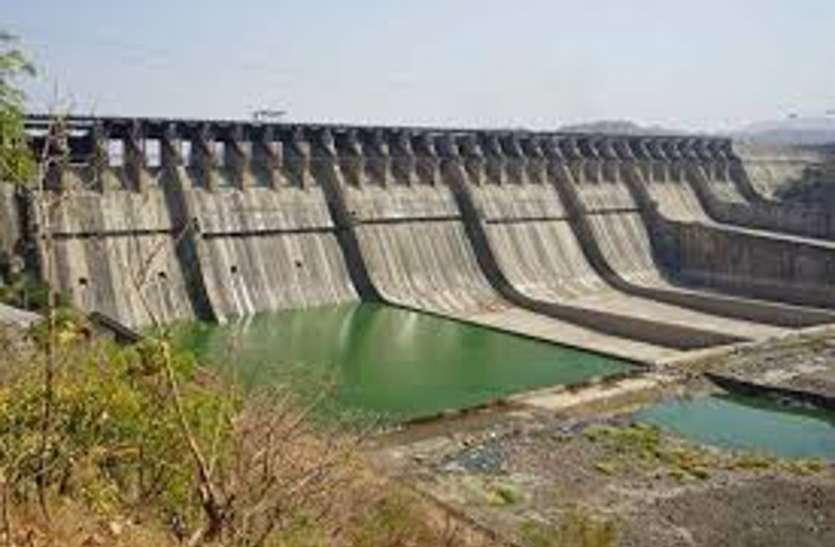 सिंचाई के लिए किसानों को नहीं मिलेगा नर्मदा का पानी