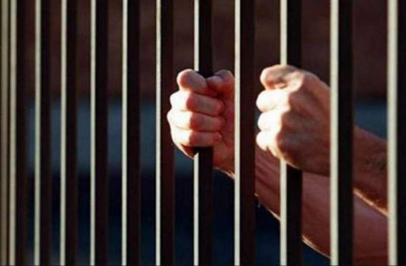 चोरी के प्रकरण में 6 माह का कठोर कारावास
