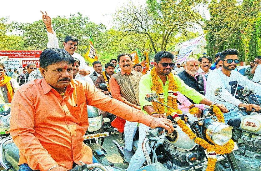 भीड़ कम दिखी तो इस मंत्री ने रैली को नहीं दिखाई झंडी