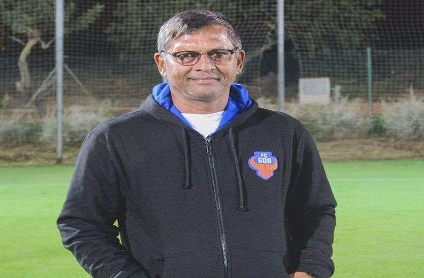 क्वालिफायर्स मैच के लिए नए कोच परेरा की देख-रेख में लगा भारतीय यू-23 फुटबॉल टीम का कैम्प
