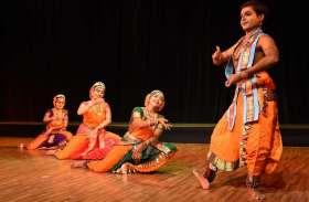 कुचिपुड़ी से दिखाया राम का जीवन चरित्र