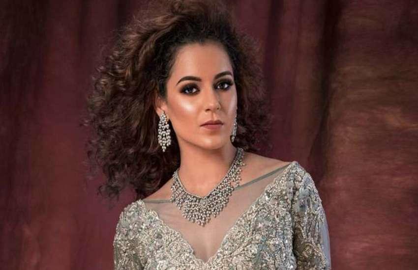Kangana Ranaut Said Karan Johar Should Take Chyawanprash