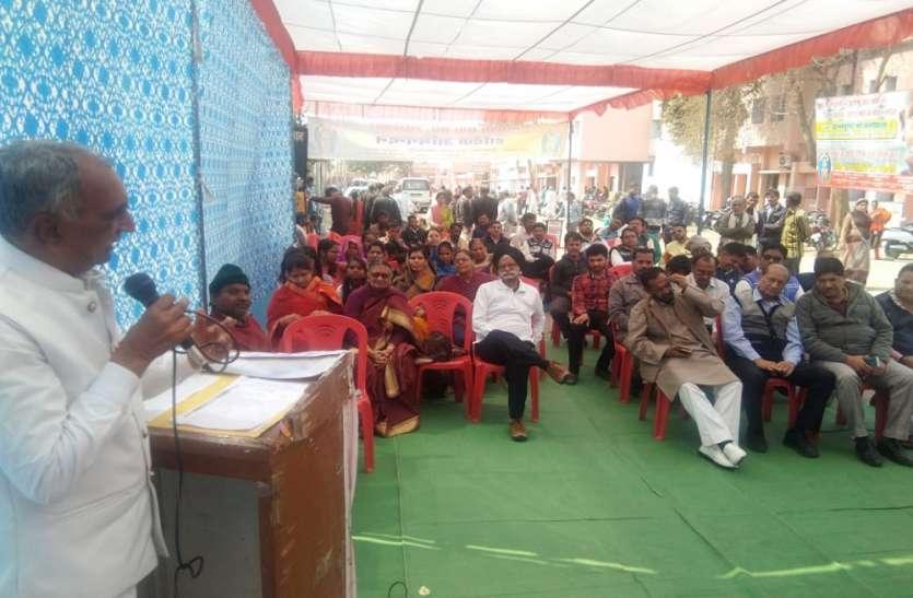 शादी समारोह में भोजन की बरबादी रोकने की आवाश्यता: अरविंद जैन