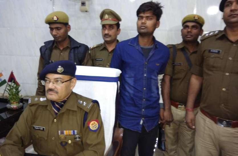 छात्रा को जिंदा जलाने का आरोपी गिरफ्तार, पुलिस ने जेल भेजा