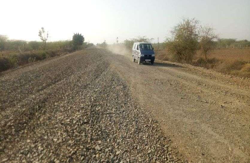 जोधपुर को मारवाड़ फ्रेट कॉरिडोर से जोडऩे वाले स्टेट हाइवे का काम रुका