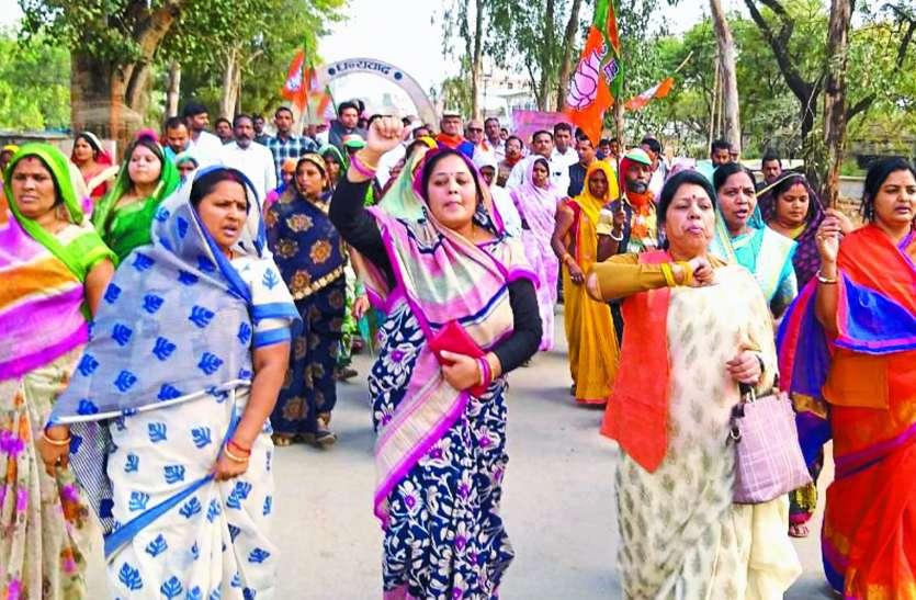 सीधी में 15 साल बाद भाजपा का जंगी प्रदर्शन, बाइक रैली से लिया विजय संकल्प, सरकार के खिलाफ उमड़ा हुजूम