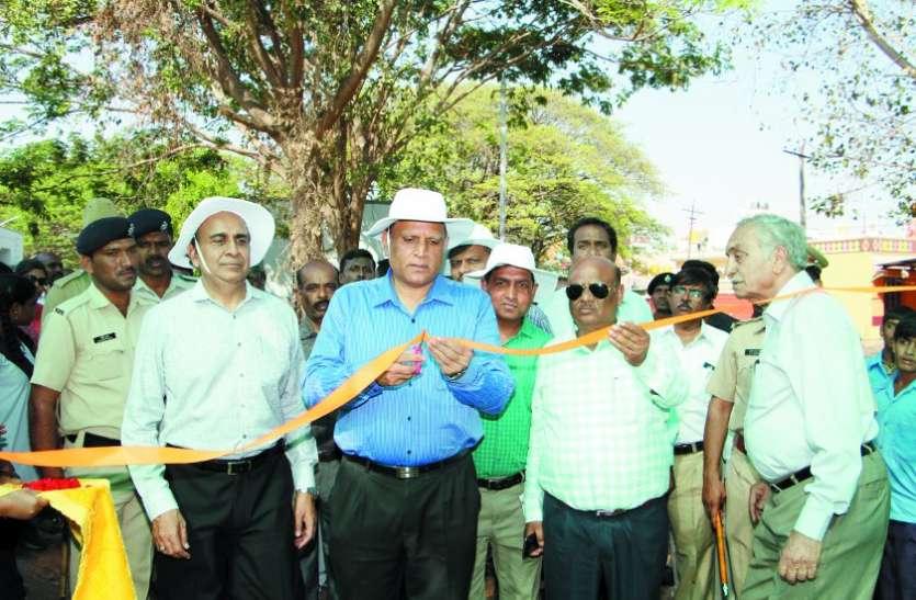 दपरे के महाप्रबंधक ने किया मैसूरु-बेंगलूरु रेल खंड का निरीक्षण