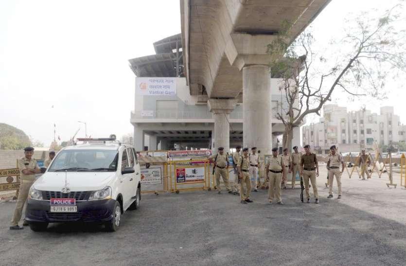 पीएम के अहमदाबाद में होने के मद्देनजर ड्रॉन उड़ाने पर प्रतिबंध