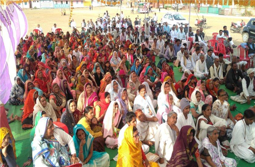 बीके गीता दीदी ने कहा भगवान ने नई दुनिया बनाने के लिए प्रजापिता ब्रह्मा के मुख से दिया ज्ञान