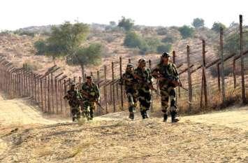 राजस्थान के सरहदी इलाके से बीएसएफ ने पकड़े तीन संदिग्ध, सेना की गतिविधियों का बना रहे थे वीडियो