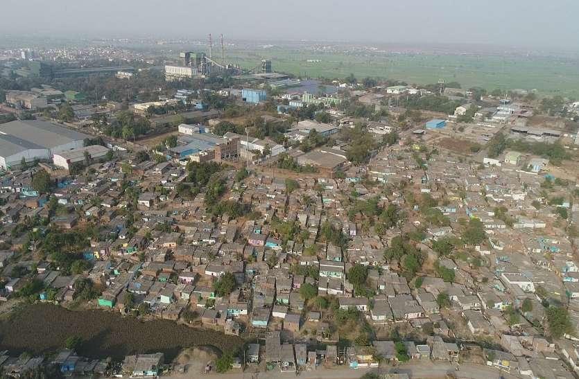 प्रतिवर्ष 6 किमी रफ्तार से फैल रहा शहर, मंत्री को टीएंडसीपी ने दिखाया प्रजेंटेशन