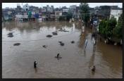 पाकिस्तान और अफगानिस्तान में भीषण बाढ़, 26 लोगों की मौत