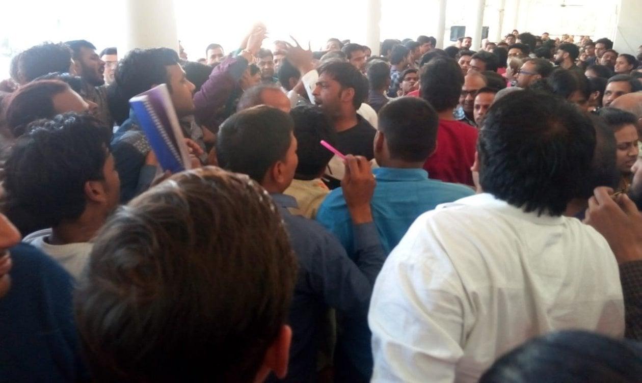 हंगामे के बीच हुए जैन महासभा चुनाव