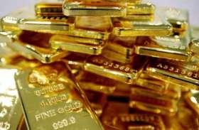 महिला यात्री चप्पल में छिपाकर लाई ३९७ ग्राम सोना