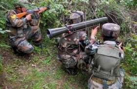 जम्मू-कश्मीर: त्राल में सुरक्षाबलों ने विस्फोट से उड़ाया मकान, दो आतंकी ढेर