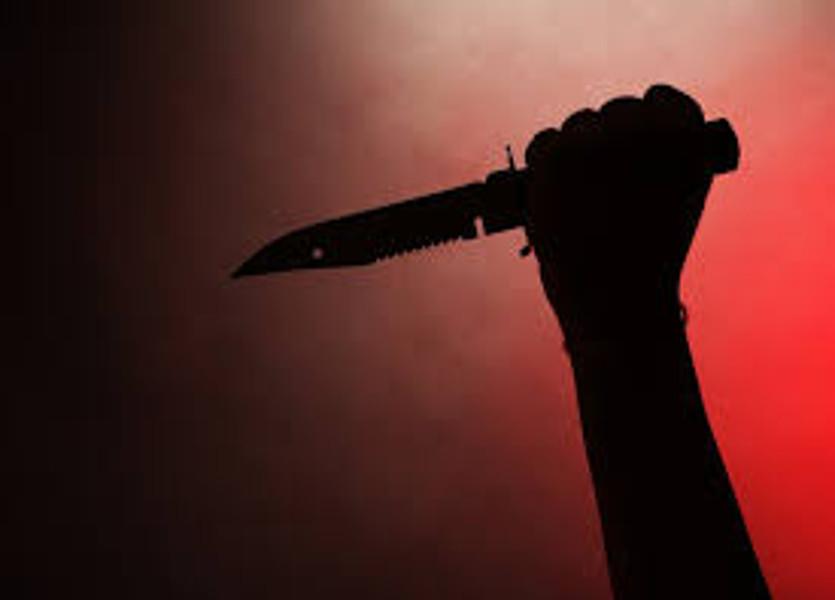 Image result for बुलाने पर नहीं आया तो घर में घुसकर मारा चाकू