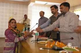 कामगार श्रमिकों के लिए प्रधानमंत्री श्रम मानधन योजना का हुआ शुभारम्भ