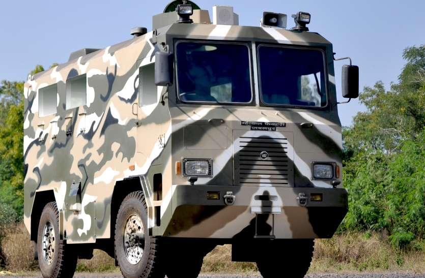मार्च के बाद सेना को कहां से मिलेंगे वाहन