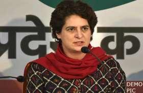 चुनाव प्रचार के लिए जल्द पहली बार छत्तीसगढ़ आएंगी कांग्रेस महासचिव प्रियंका गांधी वाड्रा