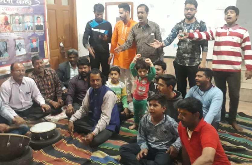 Bikaner holi 2019 धमाल की गूंज: शहर में चल रहा रम्मतों का पूर्वाभ्यास