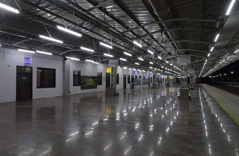 ये कोई एयरपोर्ट नहीं बल्कि बरेली का इज्जतनगर रेलवे स्टेशन है- देखें तस्वीरें