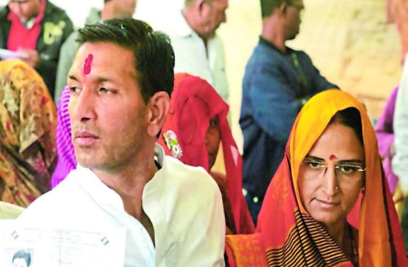 उठा सवाल, मंत्री जीतू पटवारी की पत्नी कैसे कर रहीं विकास कार्यों का भूमिपूजन