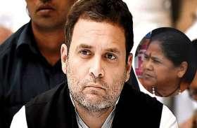 जितने चोर सबके नाम मोद क्यों, राहुल के इस बयान पर भड़कीं साध्वी निरंजन ज्योति