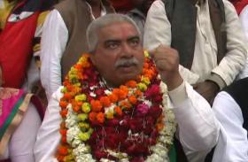 पूर्व सांसद सपा नेता राकेश सचान ने कहा मेरे समर्थक तैयार हैं, अब कांग्रेस को मजबूत मरूंगा
