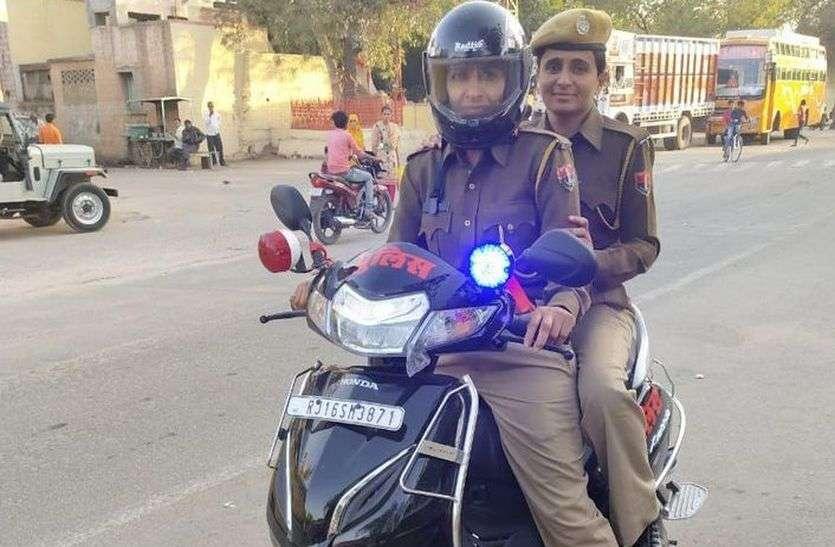 शहर में महिलाओं की सुरक्षा के लिए टीम शक्ति करेगी पेट्रोलिंग