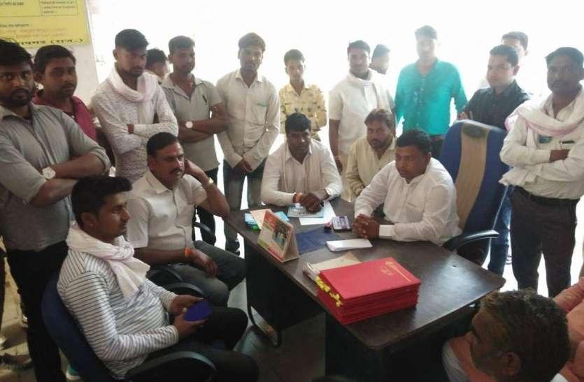 सीतामाता अभयारण्य में विभाग ने हटाया अतिक्रमण, विरोध करने पहुंचे प्रतापगढ़ विधायक