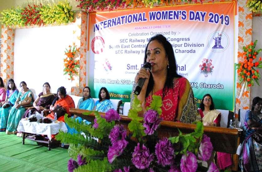 International Women's Day : अंतर्राष्ट्रीय महिला दिवस पर महिलाओं ने जाना सेहत के लिए व्यंजनों में क्या हो जरूरी
