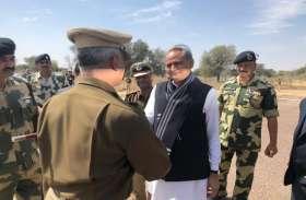 सीएम गहलोत बोले- पाकिस्तान की नापाक हरकत का जवाब देने को सेना तैयार, कई युद्धों में सिखाया है सबक